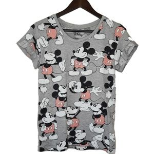 Disney Mickey Mouse Shirt NWOT XS